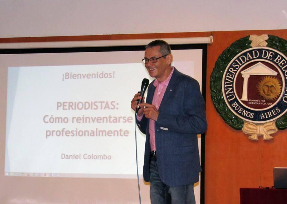 Charla De Motivación De La Red Laboral De Periodistas Con